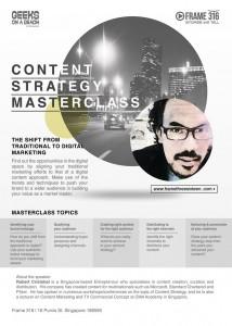Content Strategy Masterclass Robert Cristobal