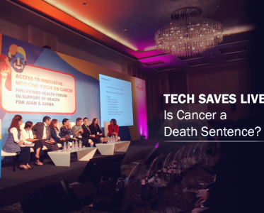 Tech Saves Lives. Is Cancer a Death Sentence?