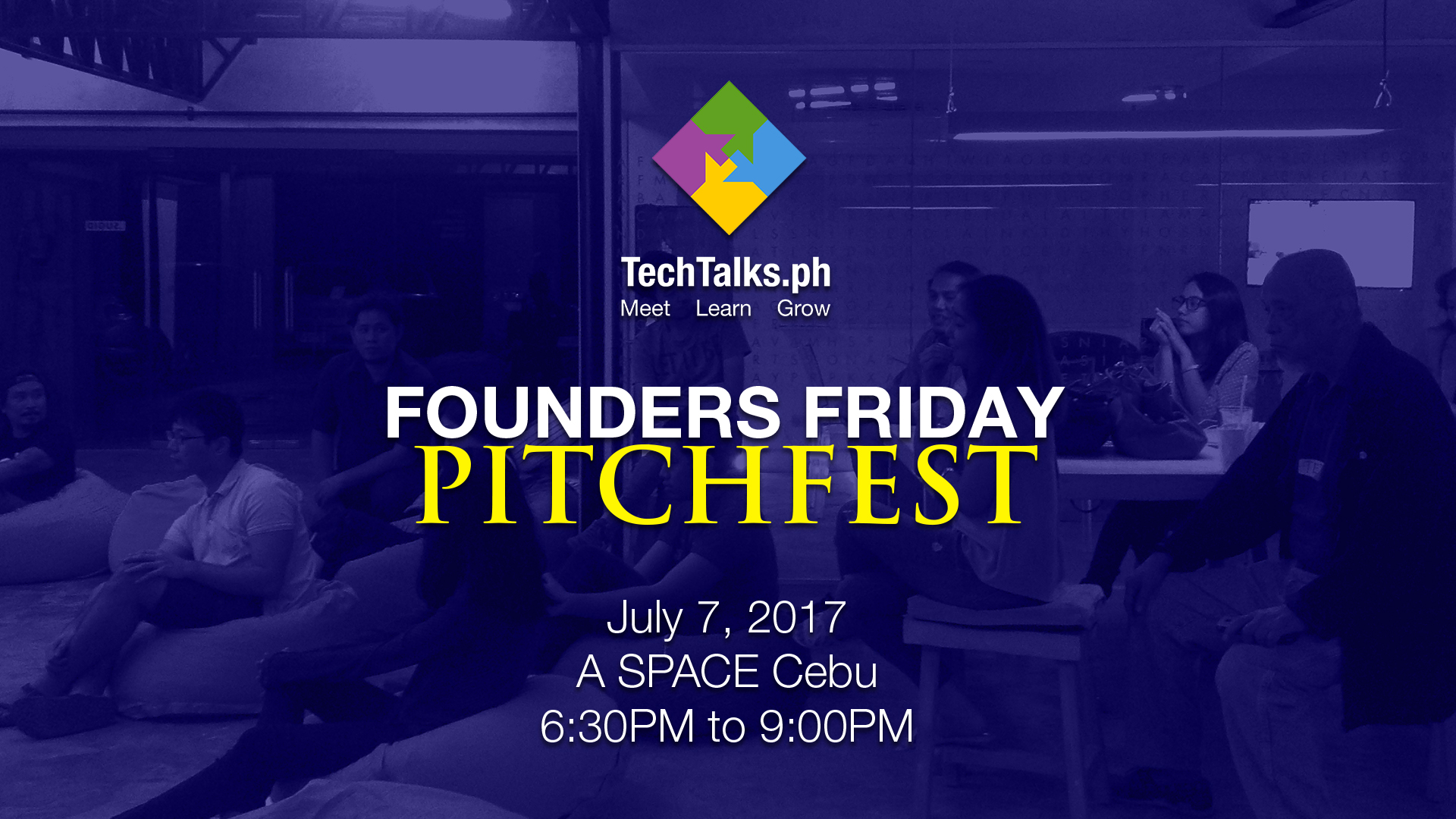 Founders Friday Pitchfest